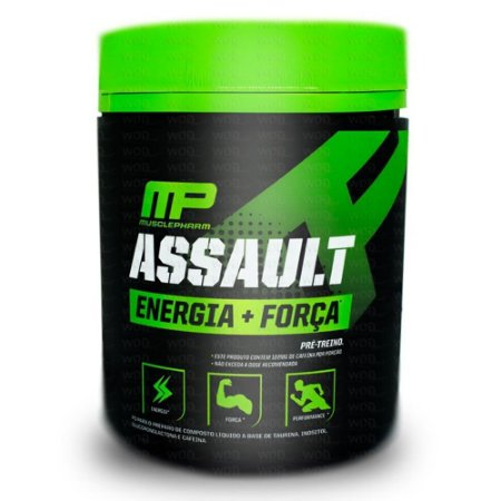 Assault 300g – Muscle Pharma