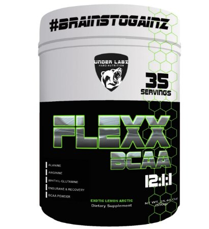 Flexx Bcaa 12.1.1 (350g) - Under Labz