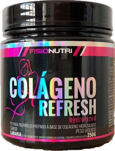 Colageno Refresh 250g - Fisionutri