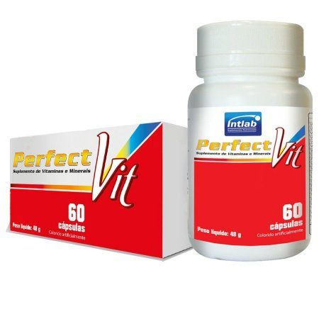 Perfect Vit (60 Cápsulas) - Intlab