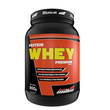 Protein Whey Premium 900g - New Millen