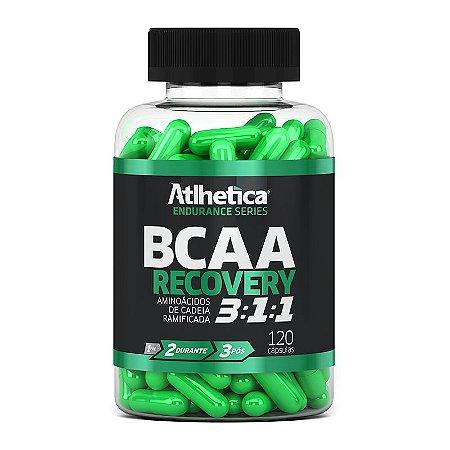 BCAA Recovery 3:1:1 c/120 Caps - Atlhetica Nutrition
