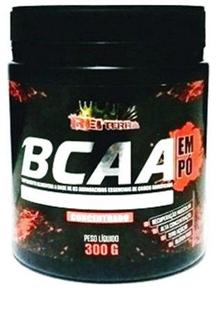 BCAA Concentrado 300g - Rei Terra