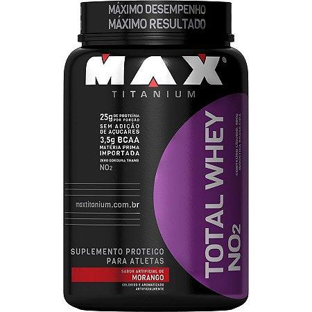 Total Whey NO2 900g - Max Titanium