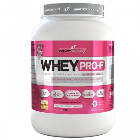 Whey Pro-F 900g - Body Action