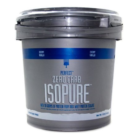 Whey Isopure Zero Carb 7lbs - Nature´s Best