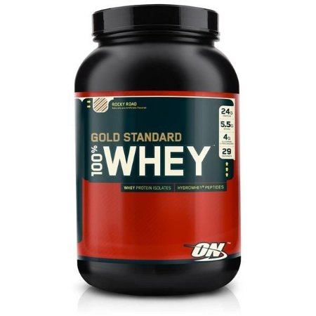 100% Whey Protein Gold Standard 2lbs – Optimum Nutrition