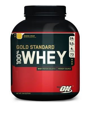 100% Whey Protein Gold Standard 5lbs – Optimum Nutrition