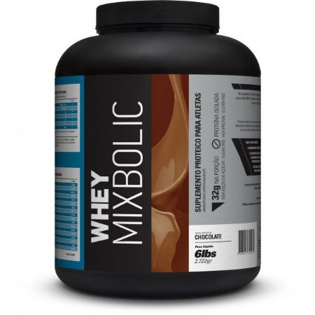 Whey Mix Bolic 6lbs - Sports Nutrition