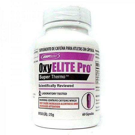 OxyElite Pro c/60 Cápsulas – USP Labs