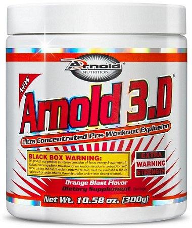 Arnold 3D 300g - Arnold Nutrition