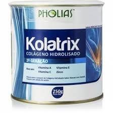 Kolatrix 2ª Geração Hidrolisado 250g - Pholias