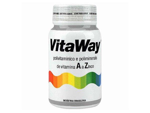 Vitaway c/120 Cápsulas - Fitoway