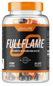 FullFlame 420mg c/60 Cápsulas - Fullife Nutrition