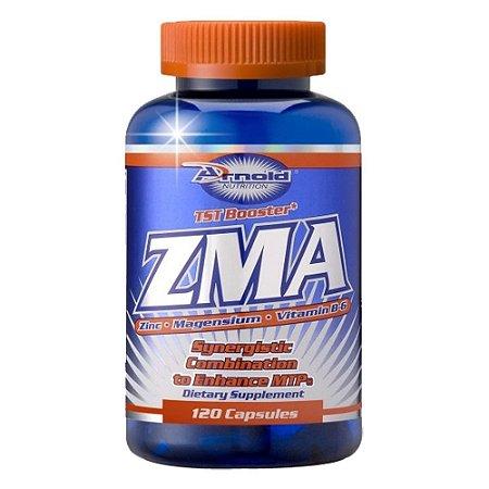 ZMA C/120 Cápsulas – Arnold Nutrition