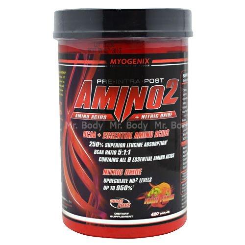 Amino 2 420g - Myogenix