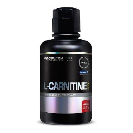 L-Carnitine 2000 400ml - Probiótica