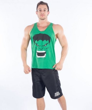 Regata Hulk – Imperio Fitness