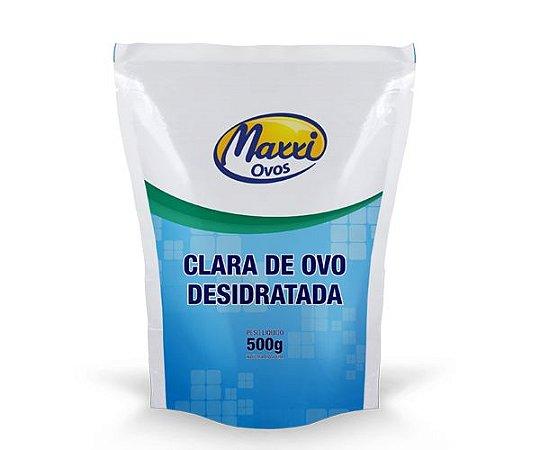 Clara de Ovo Desidratada 500g - Maxxi Ovos