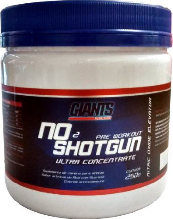 No2 Shotgun 250g - Giants Nutrition