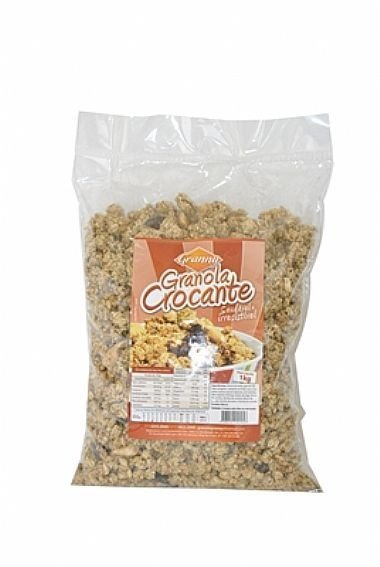 Granola Crocante 1kg - Granny