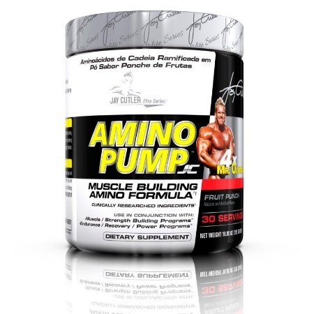 Amino Pump 285g - Jay Cutler Elite Series