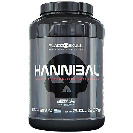 Hannibal 907g - Black Skull