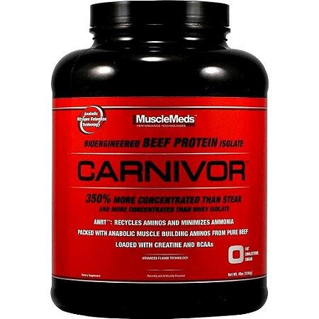 Carnivor 4LBS (1816g)- Musclemeds