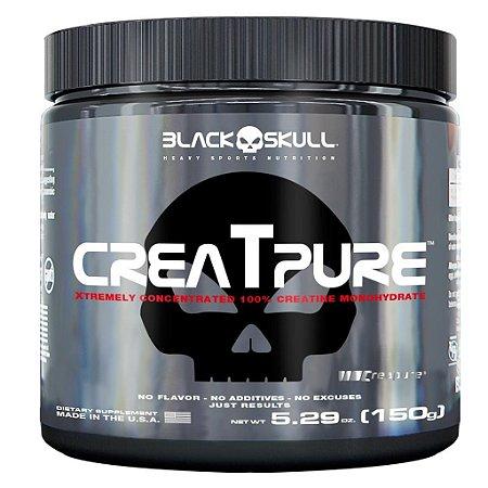 Creatpure 150g - Black Skull