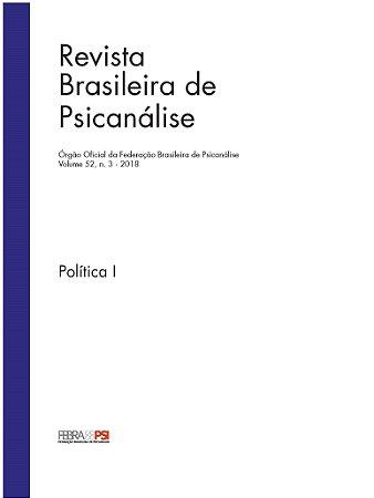v. 52 nº 3 -  Política I