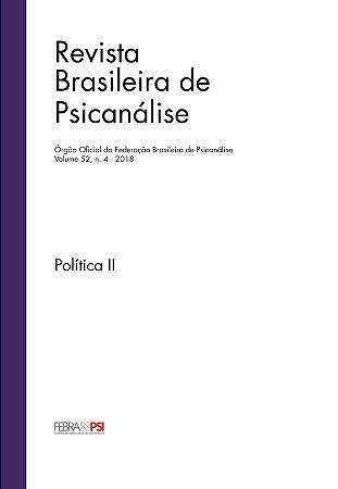 v. 52 nº 4 -  Política II