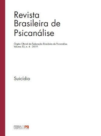 v. 53 nº 4 -  Suicídio