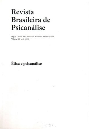 v.46 nº1 - Ética e psicanálise
