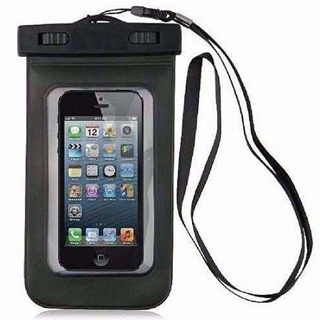 Capa à Prova D'água Universal para Smartphone Cores Sortidas