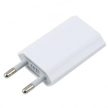 Fonte Adaptador Energia 1ª Linha Apple iPhone 5/6/7/8/X/XR/XS/XS Max