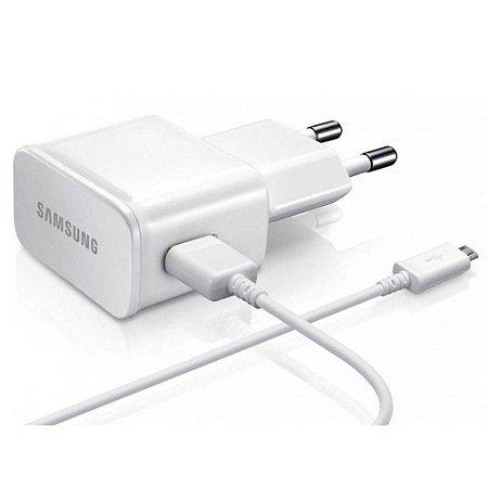 Carregador Turbo Samsung Micro USB V8 1ª Linha