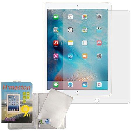 Película de Vidro para Tablet Apple iPad Embalagem Reforçada
