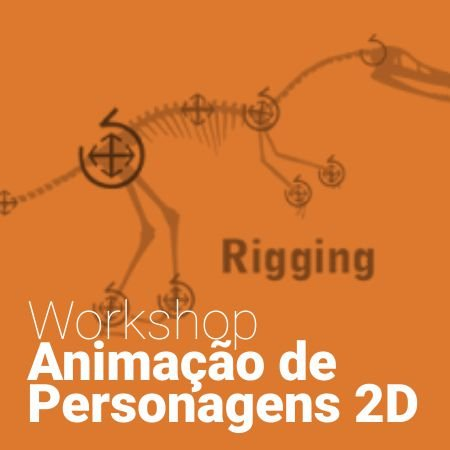 Workshop de animação de personagens 2D