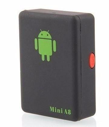Rastreador Escuta Espiã Android c/ GPS GPRS Android