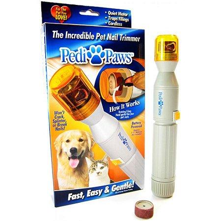 Cortador de Unhas para Pets Pedi Paws - Cães e Gatos
