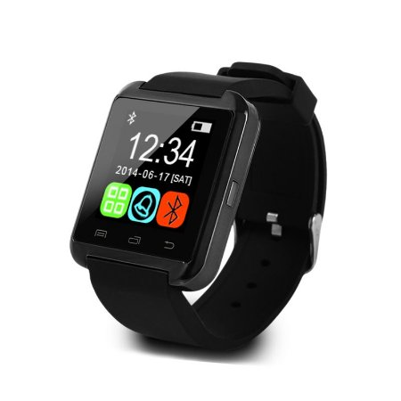 Smartwatch U8 Relógio inteligente Bluetooth