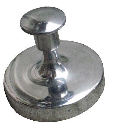 Modelador de Hambúrguer em Aço Inox