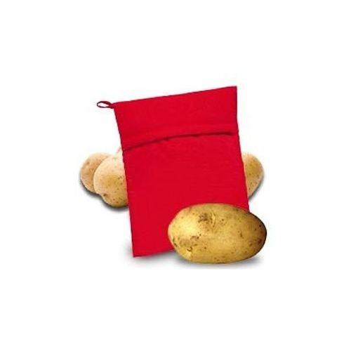 Potato Express - Sacola para Assar Batatas no Microondas