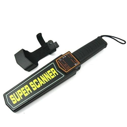 Detector de Metais Profissional de Alta Sensibilidade - Super Scanner