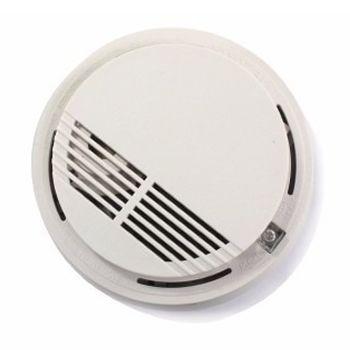 Alarme c/ Sensor de Fumaça - Incêndio
