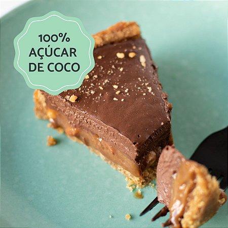 Torta Snickers (Caramelo e Amendoim) Fatia (100g)