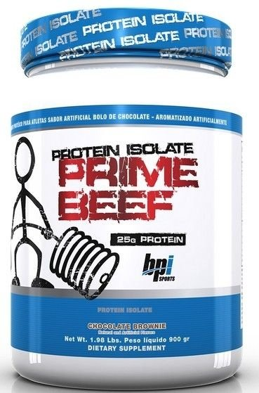 Prime Beef Protein Isolate 900g - BPI Sports