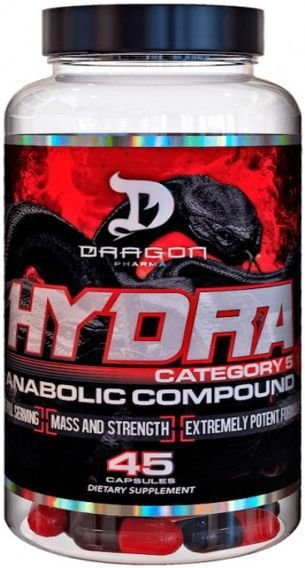 Hydra 45 cápsulas - Dragon Pharma