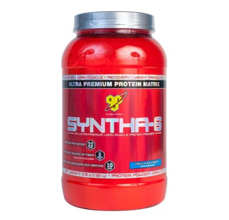 Whey Protein Syntha-6 - 1080g - BSN