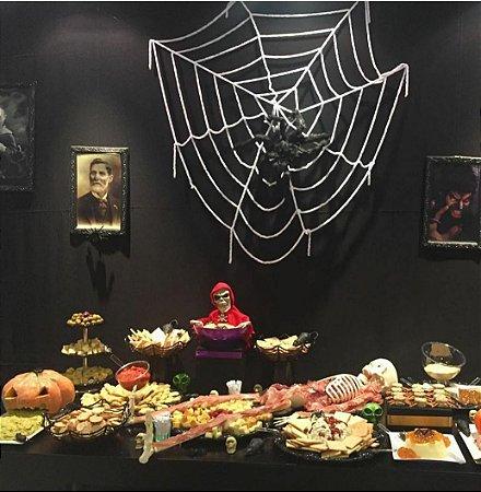 Mesa de Frios Tema Halloween